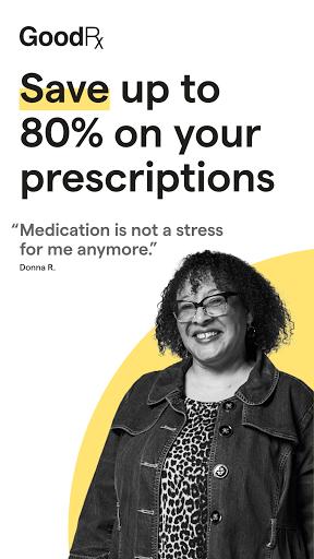 GoodRx: Prescription Drugs Discounts & Coupons App apktram screenshots 1