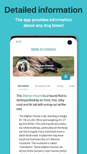 Dog Scanner Premium Apk– Dog Breed Identification (Mod/Unlocked) 8
