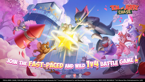 Tom and Jerry: Chase apklade screenshots 1