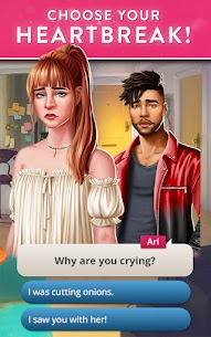 My Love: Make Your Choice! Mod Apk (Free Premium Choices) 2