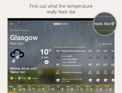 BBC Weather  Screenshots 13