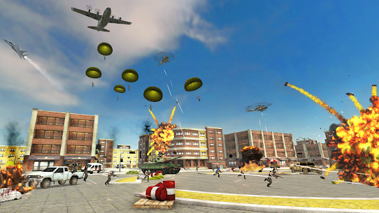 Beach War: Fight For Survival Mod Apk 0.0.9 (Mod Bullets) 2