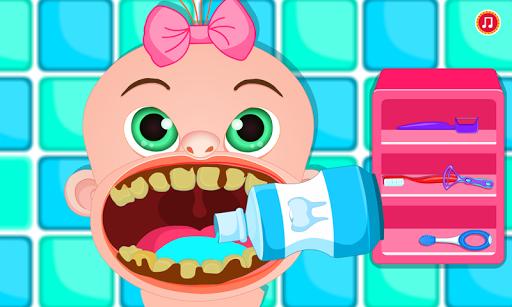 Emily Brushing Tooth  screenshots 17