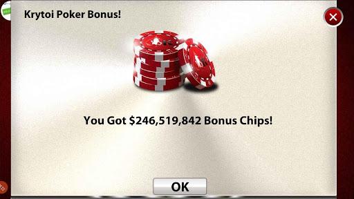 Krytoi Texas HoldEm Poker 11.1.3 screenshots 7