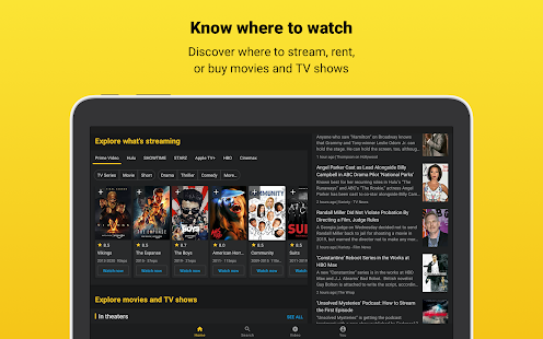 IMDb Your guide to movies TV shows celebrities Screenshot