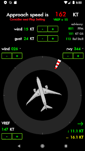 Approach Speed Calculator 9.7 Mod + Data for Android 1