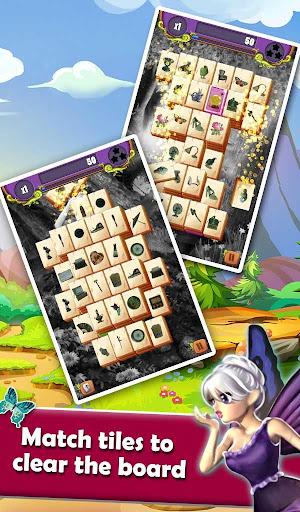 Mahjong Magic Worlds: Journey of the Wood Elves 1.0.74 screenshots 3