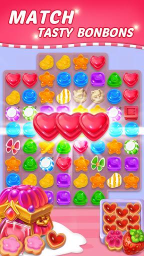 Crush Bonbons - Match 3 Games https screenshots 1