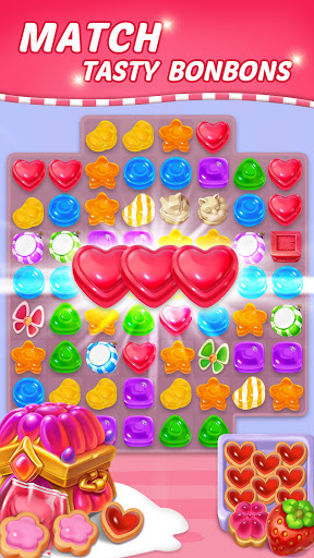 Crush Bonbons - Match 3 Games 1.2 screenshots 1