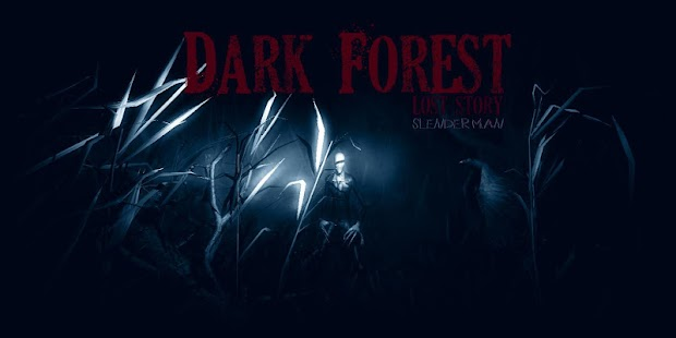 Dark Forest: Lost Story Creepy & Scary Horror Game Screenshot