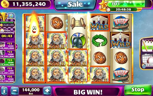 Jackpot Party Casino Games: Spin FREE Casino Slots 5017.01 screenshots 10