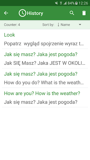 Polish English Translator