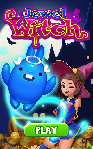 Jewel Witch - Best Funny Three Match Puzzle Game 1.8.2 screenshots 17