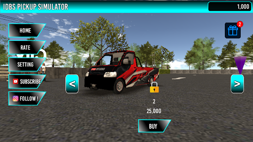 IDBS Pickup Simulator 3.0 screenshots 8