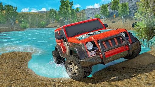 Offroad 4X4 Jeep Hill Climbing - New Car Games 10.0 screenshots 1