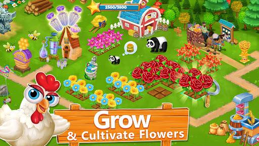 Farm Garden City Offline Farm  screenshots 8