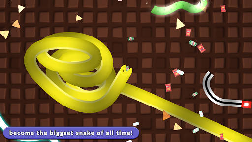 Snake.is - MLG Meme io Games modiapk screenshots 1