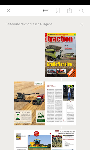 traction Magazin Screenshots 4