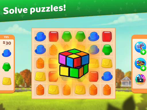Puzzleton: Match & Design 1.0.5 screenshots 10