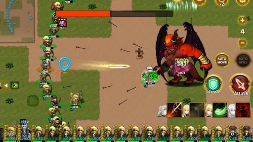 Eternal Saga : Region Tactics  screenshots 8