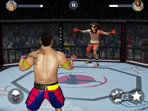 Martial Arts Training Games: MMA Fighting Manager 1.1.7 screenshots 7