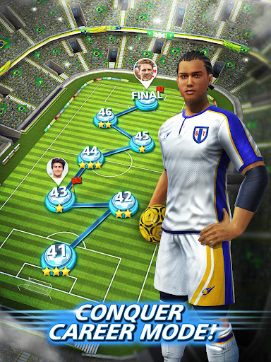 Football Strike - Multiplayer Soccer goodtube screenshots 11