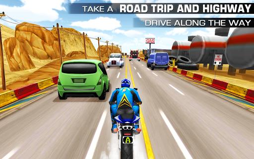 Moto Traffic Rider 3D modavailable screenshots 10