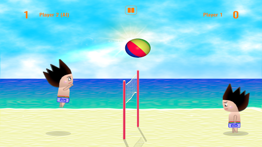 Hot Volley screenshots 1