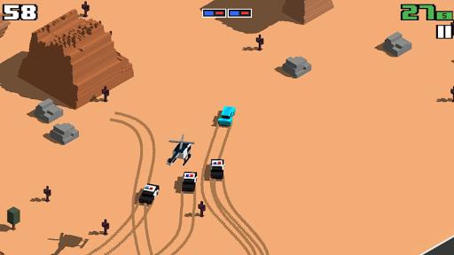Smashy Road: Wanted android2mod screenshots 3