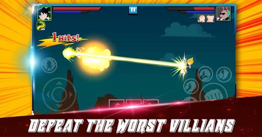 Stickman Battle : Super Dragon Shadow War  screenshots 1