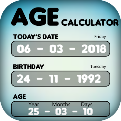 Age Calculator App download