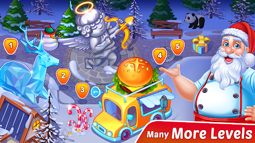 Christmas Fever : Cooking Games Madness 1.0.7 screenshots 5