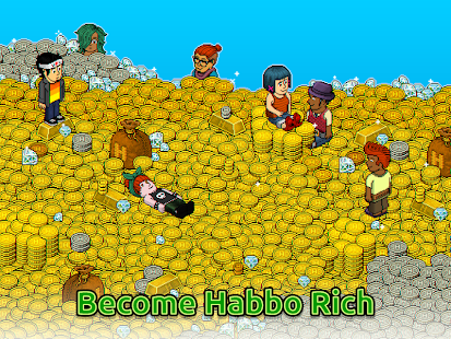 Habbo - Virtual World Screenshot