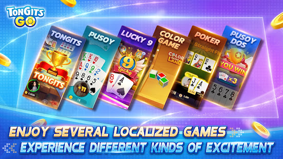 Tongits Go - Exciting and Competitive Card Game 4.0.2 Screenshots 5