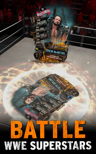 WWE SuperCard u2013 Multiplayer Card Battle Game filehippodl screenshot 8