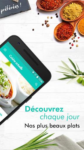 Cuisine Actuelle - idu00e9es recettes 2.6.4 Screenshots 2
