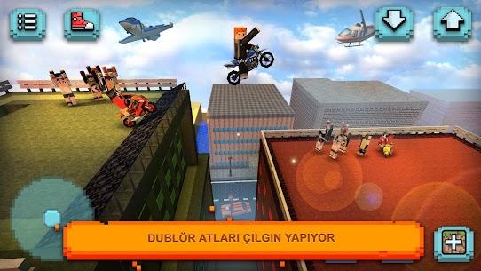 Motosiklet Yarışı Zanaat  Moto Oyunlar ve 3D Yapı Apk 2021 4