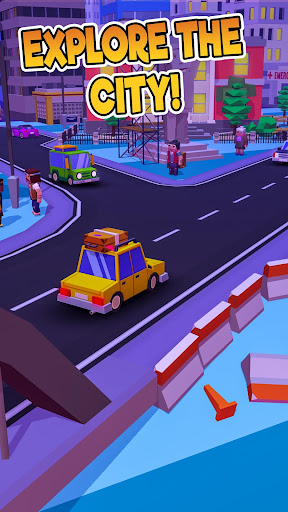 Taxi Run - Crazy Driver 1.28.2 screenshots 19