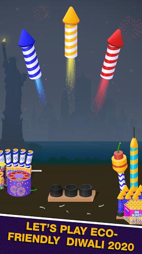 Diwali Cracker Simulator- Fireworks Game 4.03 screenshots 6