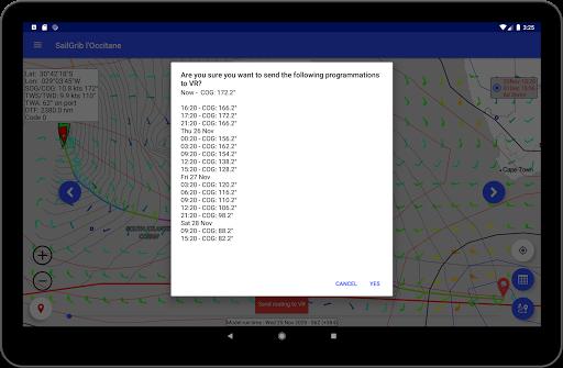 SailGrib for Virtual Regatta  Screenshots 11