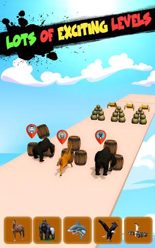 Epic Animal Dash Run 3D: Hop and Smash  screenshots 10