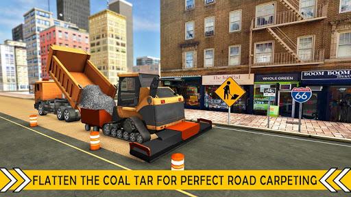 Road Builder City Construction screenshots 1