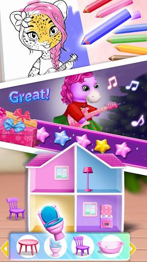 Pony Sisters Christmas - Secret Santa Gifts 3.0.40007 screenshots 8