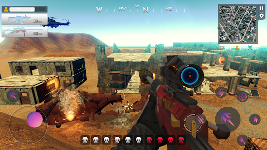 Beyond War: Battlefield Hack for Android and iOS 4