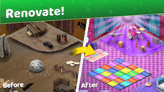 Puzzleton: Match & Design Apk Mod + OBB/Data for Android. 1