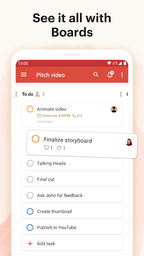 Todoist: To-Do List, Tasks & Reminders android2mod screenshots 7
