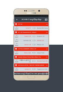 Myanmar Soccer Odds Pro 1.3 screenshots 3