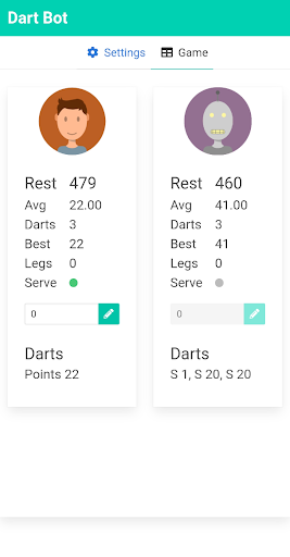 dart bot screenshot 2