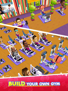 My Gym: Fitness Studio Manager Mod Apk (Unlimited Money) 6