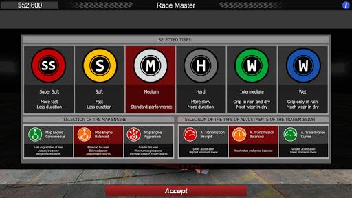 Race Master MANAGER 1.1 screenshots 4